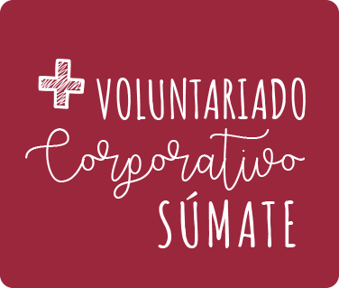 Voluntariado corporativo súmate