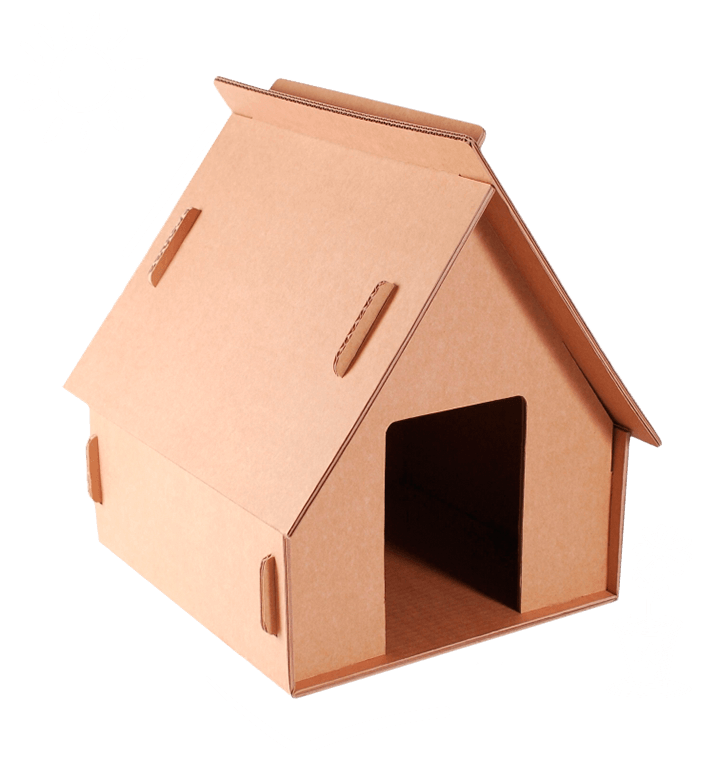 Casa de cartón - Fundación Smurfit Kappa Colombia