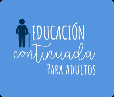 Educación continuada para adultos