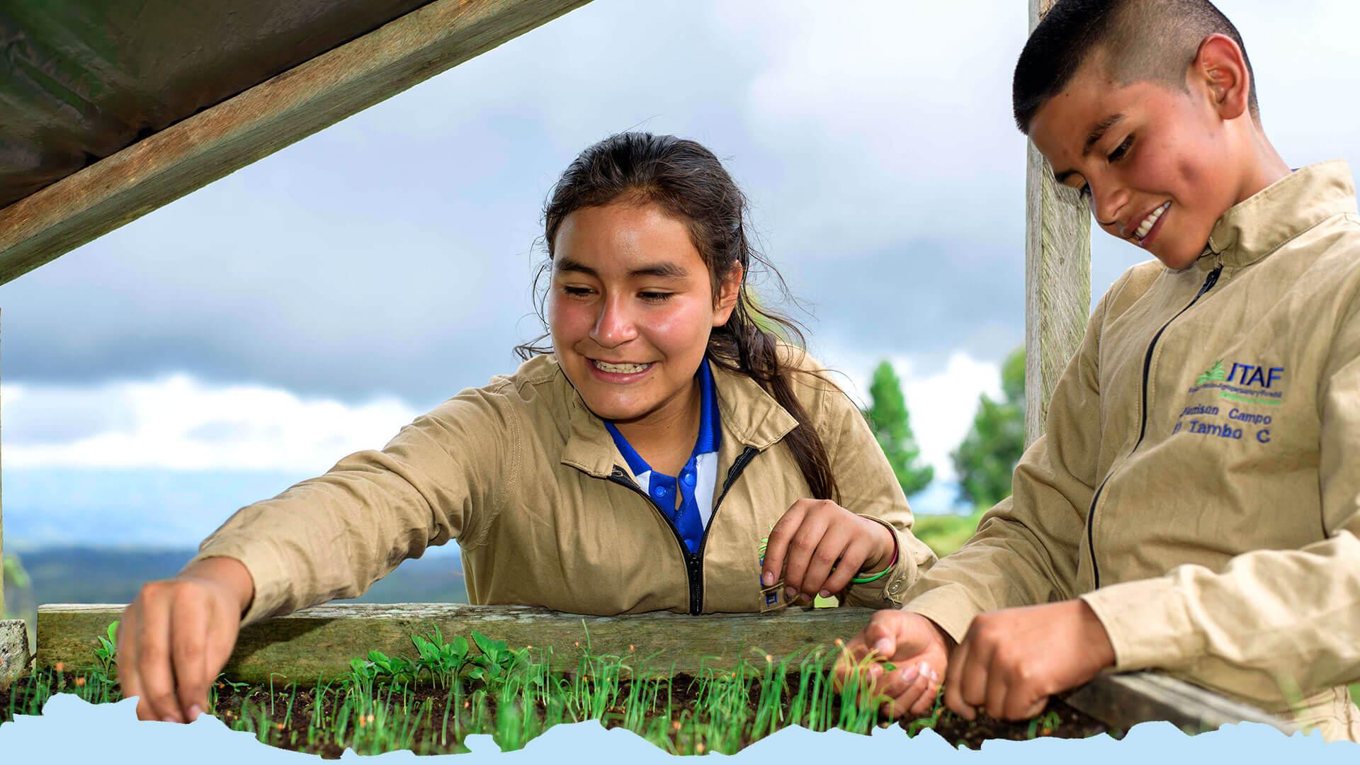 Educación - Fundación Smurfit Kappa Colombia