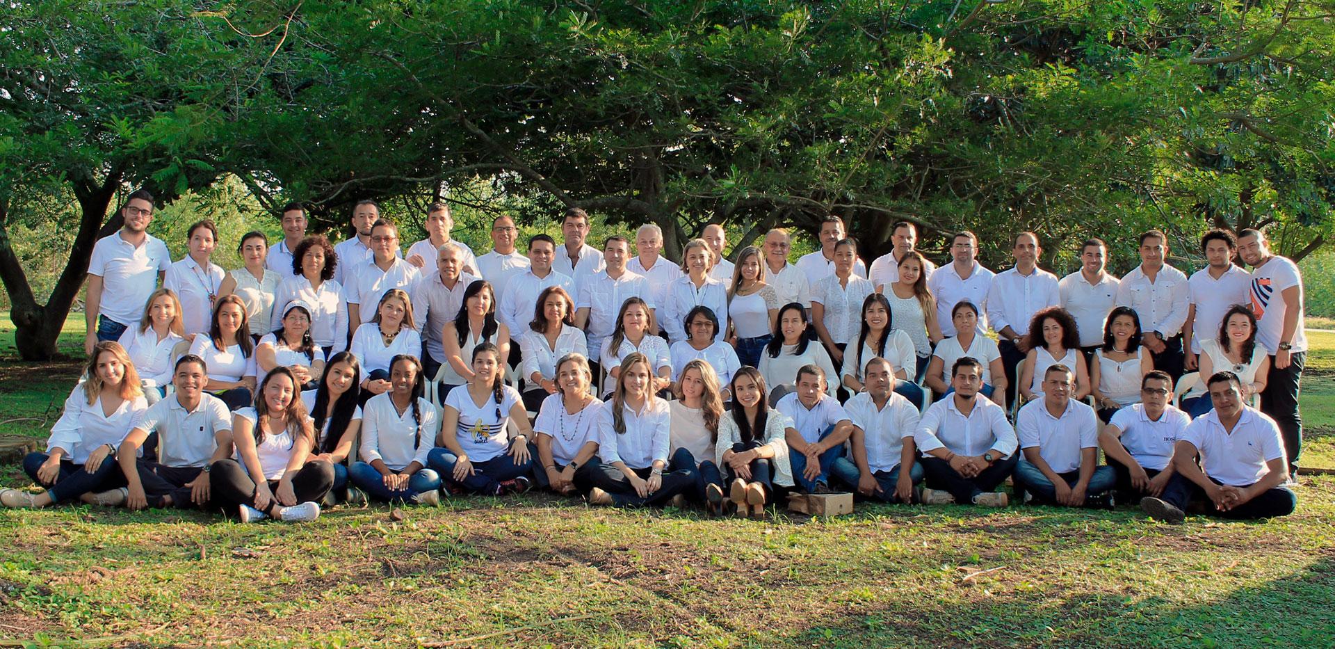 Equipo de trabajo - Fundación Smurfit Kappa Colombia