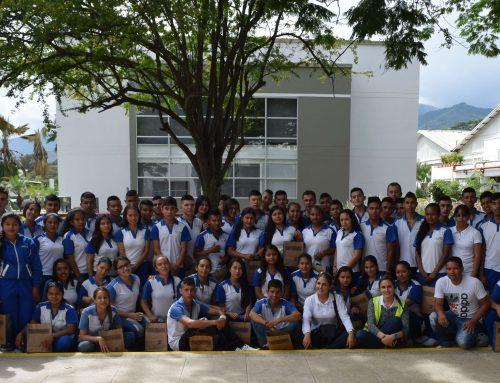 Estudiantes del ITAF conocen Smurfit Kappa